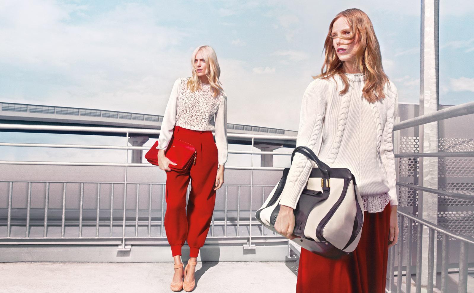 Модный бренд Chloe