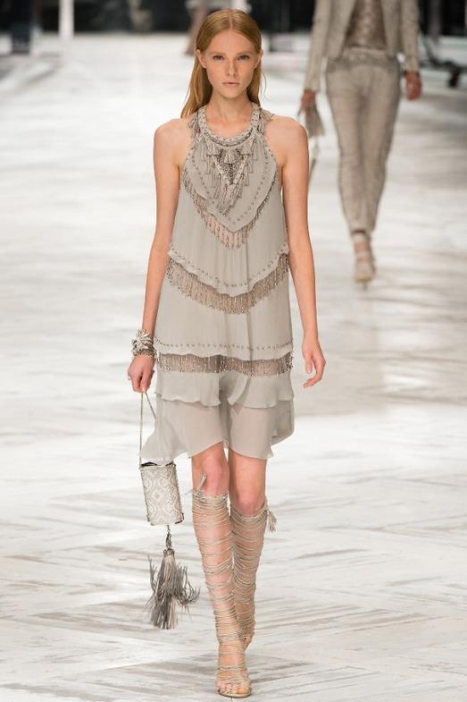 Roberto Cavalli: новая пляжная коллекция 2010