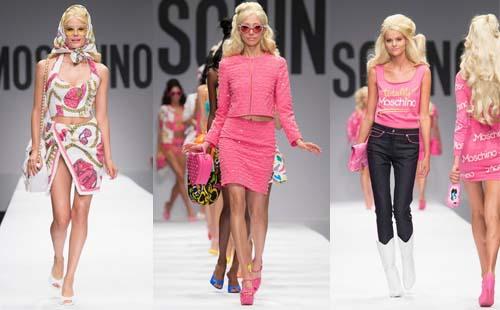 Одежда от Moschino
